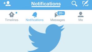 حل مشكلة ظهور رسائل تويتر غير مقروءة